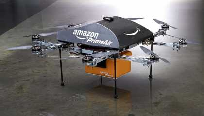 Amazon Prime Air Features in CBS 60 Minutes Video | #AmazonPrimeAir