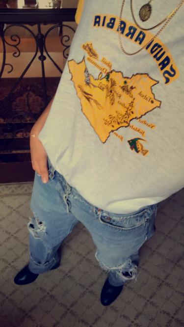 #DistressedJeans #StreetStyle