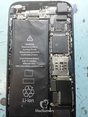 Apple's iPhone 5S Revealed in New Photos #tech #apple