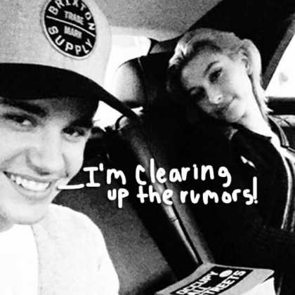 Is Justin Bieber dating model Hailey Baldwin?