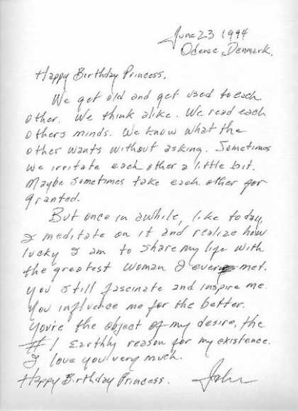 Johnny Cash's Love Letter to Wife June Carter Is Voted 'Most Romantic of All Time'