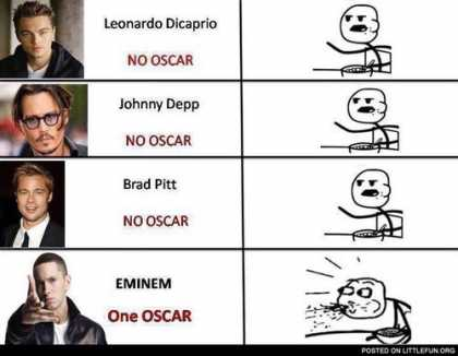 What's wrong with the Oscars?