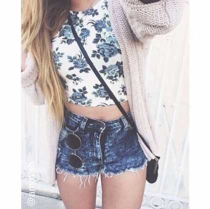 Shorts for Spring ... #StyleInspiration