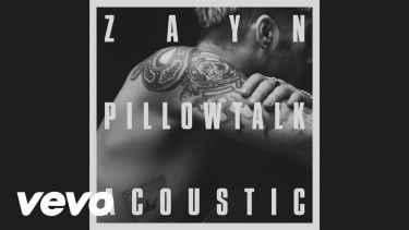 Zayn - #Pillowtalk Acoustic Version