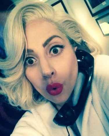 Lady Gaga Snapchat Username @LadyGaga