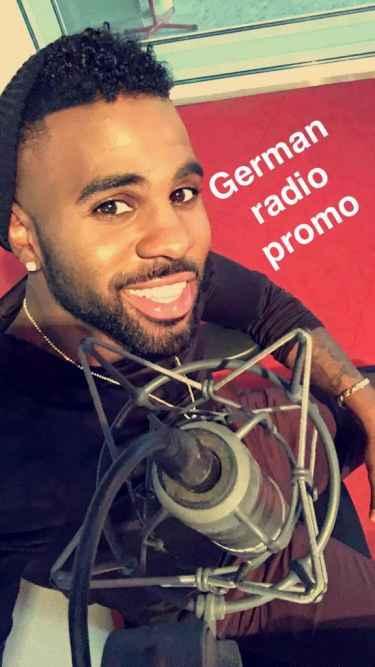 Jason Derulo Snapchat Username @derulo_jason