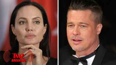 Angelina Jolie Files for Divorce from Brad Pitt