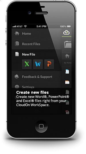 #iPhone_app: CloudOn | #productivity_app