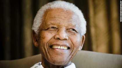 Nelson Mandela dies at 95 | #NelsonMandela