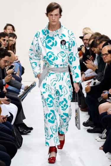 J.W. Anderson Spring 2016 Menswear