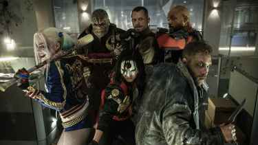Suicide Squad - Official Trailer 1