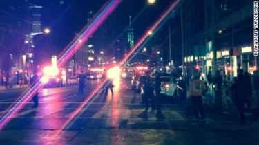 New York explosion leaves dozens injured in Chelsea