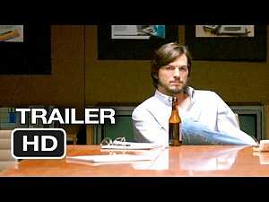Jobs Trailer 1 (2013) - Ashton Kutcher, Amanda Crew Movie HD | #movies #tech #apple