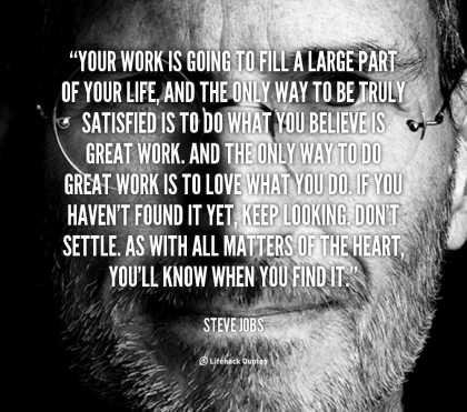 #SteveJobsQuotes