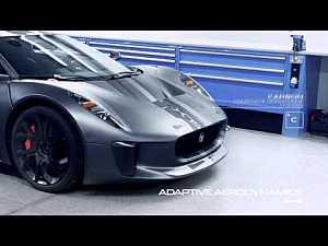 The #Jaguar C-X75 Prototype | #cars