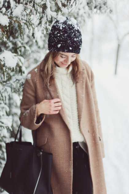 #WinterFashion