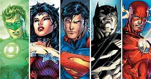 #Movies: Rumor: #Justice_League Movie Characters Revealed; Limited to 5 Heroes?