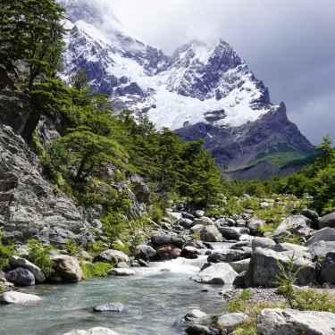 Cerro Torre, Torres del Paine National Park, Chile