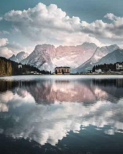 Misurina Lake, Italy