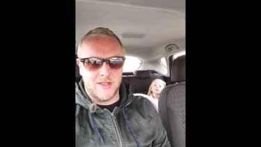 How Scottish dad handles boyfriend conversation with little daughter...