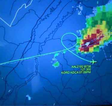 This is the captain speaking... we're gonna be delayed by one hour...