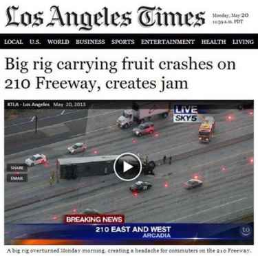 Some news reporter must have been waiting his entire life for this headline...