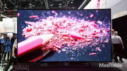 LG EG9900 4K OLED TV