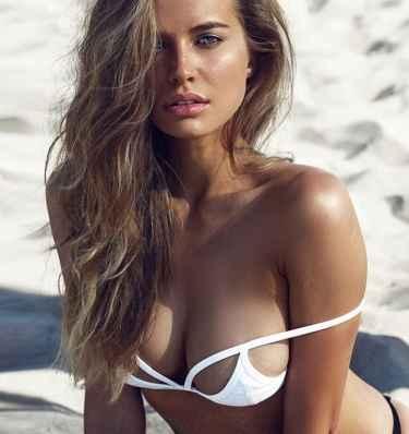 """Introducing Russian Model Tatiana """"Tanya"""" Mityushina"""