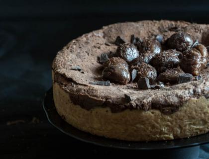 Love This #Chocolate #Chestnut Cake #Recipe