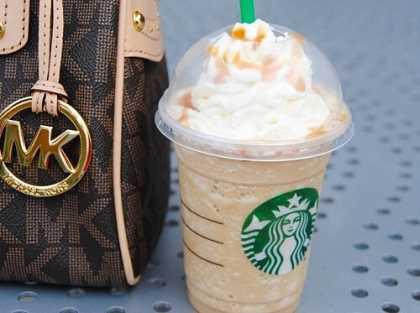 Michael Kors ➕ Starbucks = ♥️