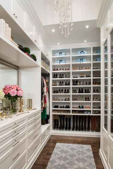 The London Loft #Closet