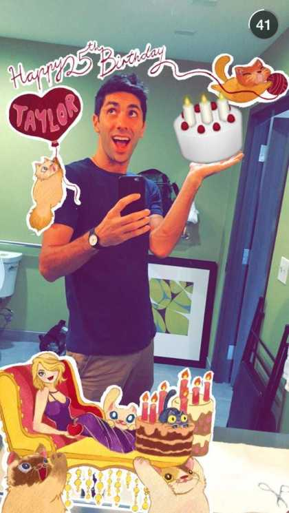 Nev Schulman Snapchat Username @nevschulman