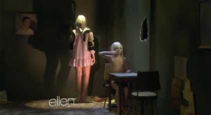 #AskEntertainment: Why is Sia not showing her face on her Chandelier live performances?