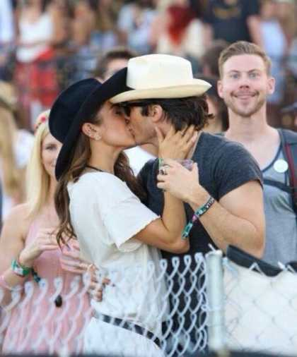 Paparazzi Captures A Coachella Photobomb