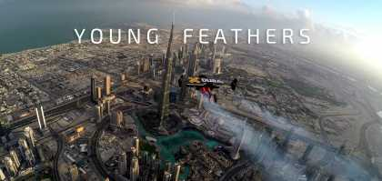 Jetman Dubai: Watch These Two Human Jets Fly Over Beautiful Skyscrapers Of Dubai