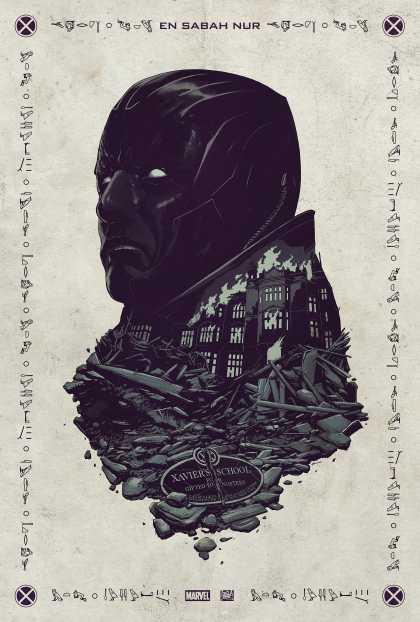 X-Men Apocalypse #Poster