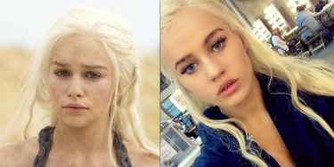 Rosie Mac is Emilia Clarke's Game of Thrones body double... and she Is stunning!