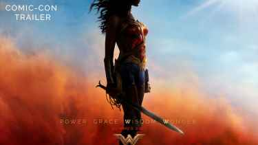 WATCH: 'Wonder Woman' First Trailer Is Pure Awesomeness!!!