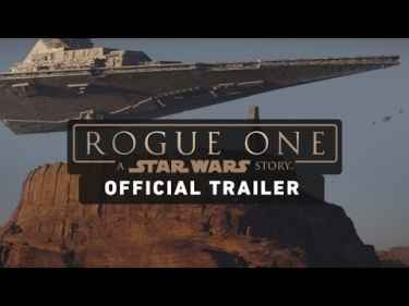 Rogue One: A Star Wars Story Trailer 2
