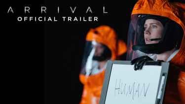 #MustSeeMovies: Arrival Trailer #1