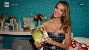 Unilever looks to buy Jessica Alba's Honest Company