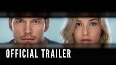 'Passengers' (2016) Official Trailer Looks Stunning