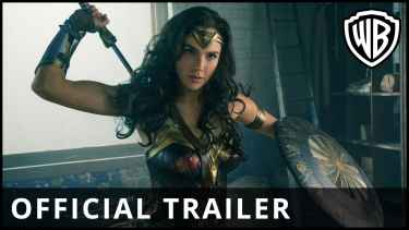 'Wonder Woman' Official Trailer #2 makes its case as the movie to watch in 2017