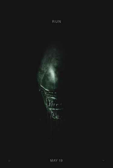 Alien: Covenant #Poster