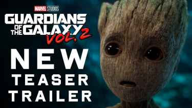 Guardians of the Galaxy Vol. 2 Official Trailer