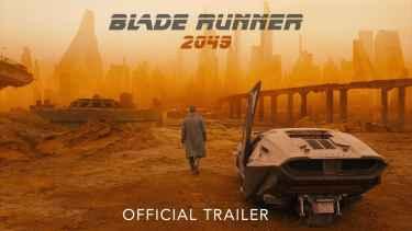 'BLADE RUNNER 2049' Starring Ryan Gosling, Harrison Ford, and Jared Leto
