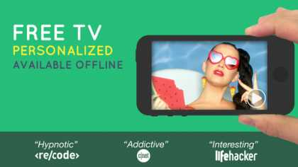 #Entertainment: EndlessTV - Watch TV News and Trending Videos with Offline Downloads