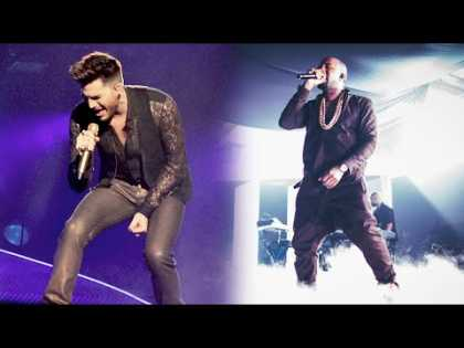 Kanye West Butchered Queen's 'Bohemian Rhapsody'... Adam Lambert Is Not Pleased