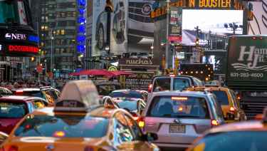 #Uber Is Taking Millions Of Manhattan Rides Away From Taxis