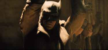Batman v Superman - Exclusive Sneak